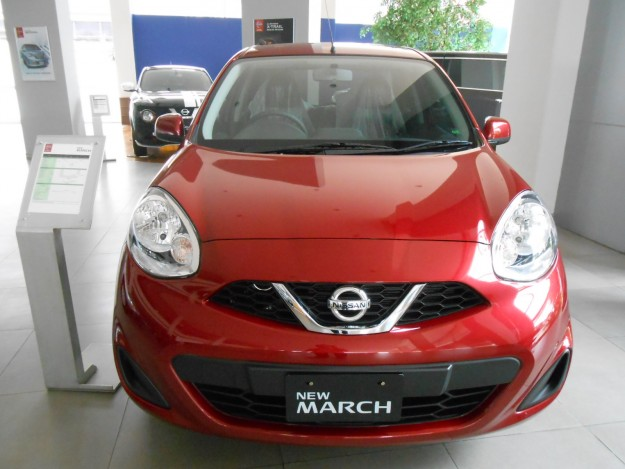 Nissan March 1.2 MT/AT